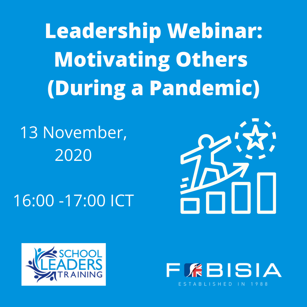 Upcoming FOBISIA Webinar